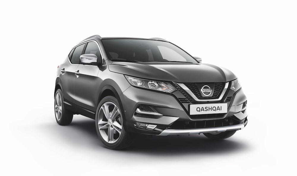 Dotazione di Nissan Qashqai N-Motion