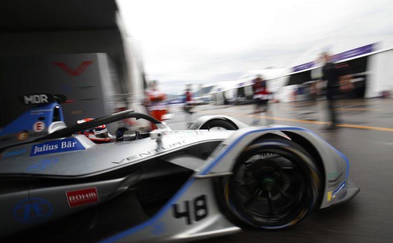 Edoardo Mortara ePrix Hong Kong