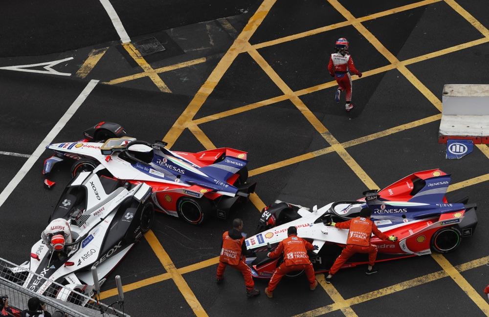 Mahindra Formula E Hong Kong