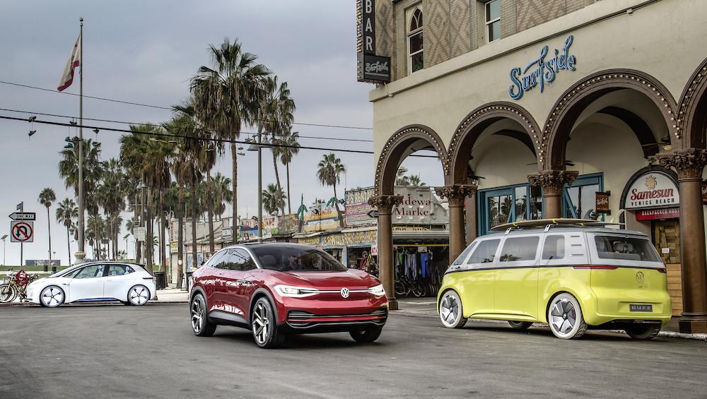 Modelli Volkswagen ID