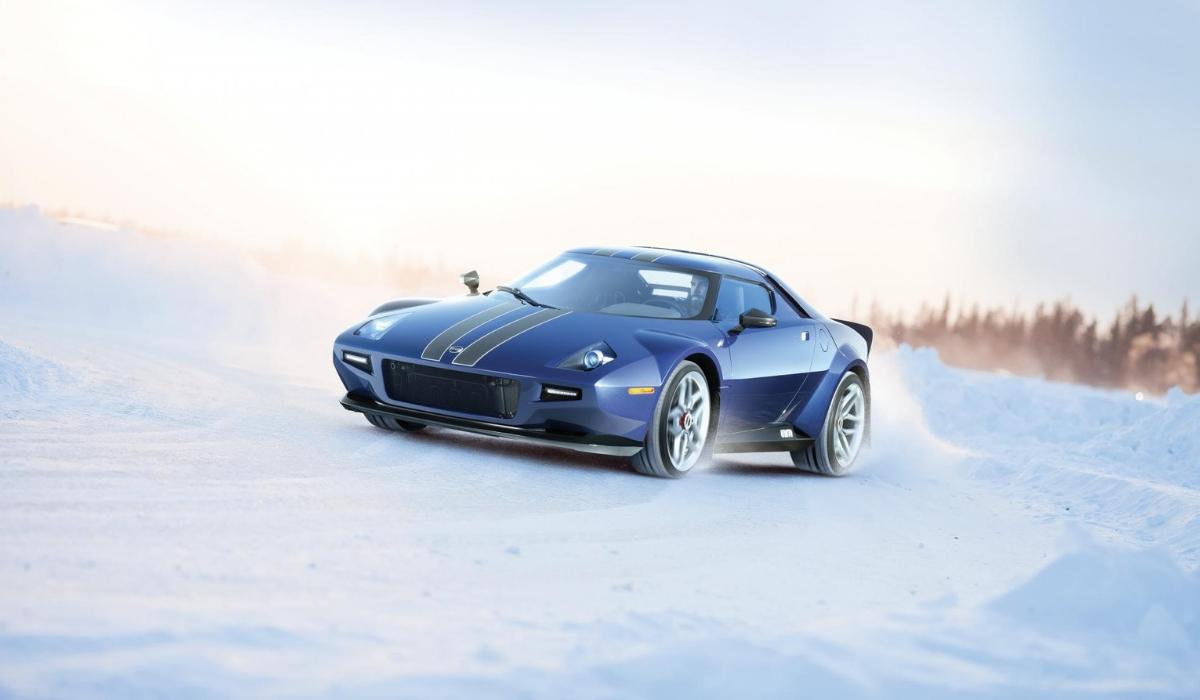 New Stratos Manifattura Automobili Torino al Salone di Ginevra 2019