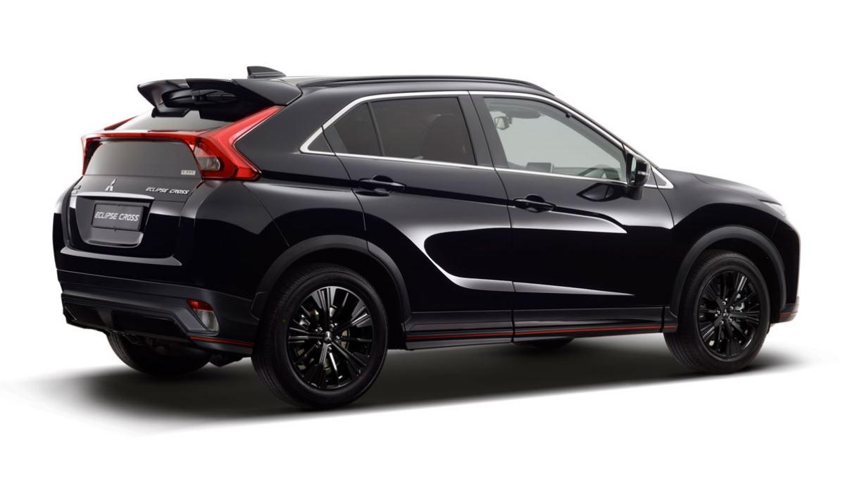Nuova Mitsubishi Eclipse Cross Knight 2019 a gasolio