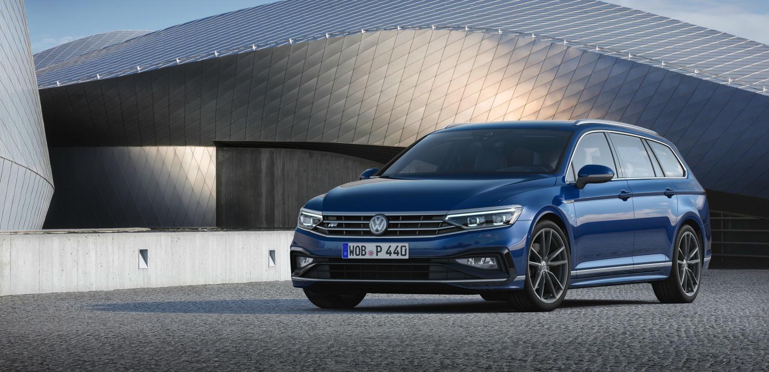 Nuova Volkswagen Passat 2019