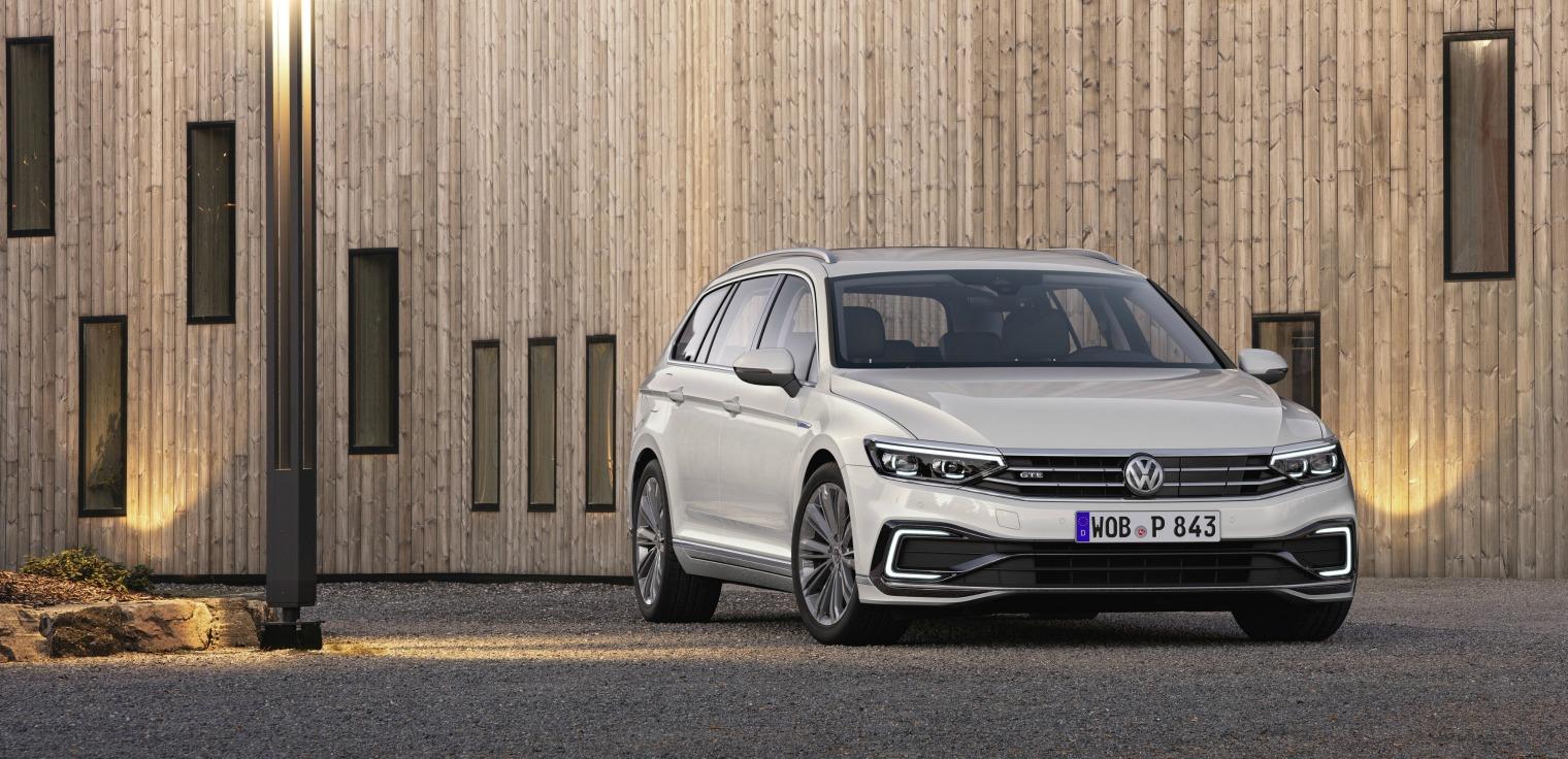 Nuova Volkswagen Passat guida automatizzata