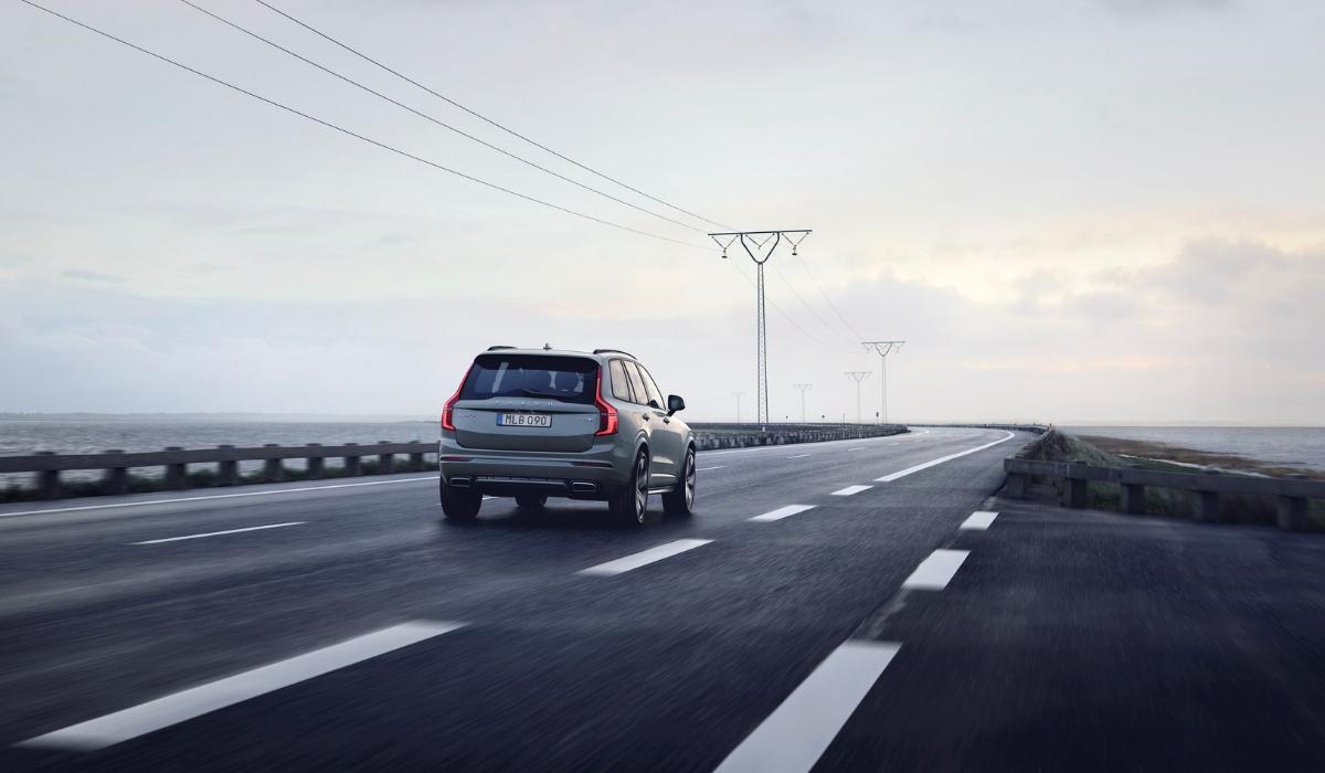 Nuova Volvo XC90 2019