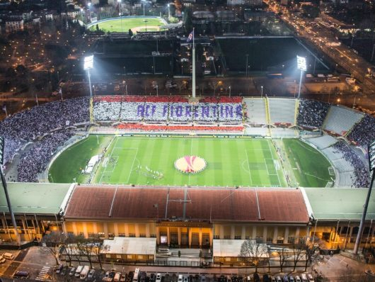 Program Official Partner della Fiorentina