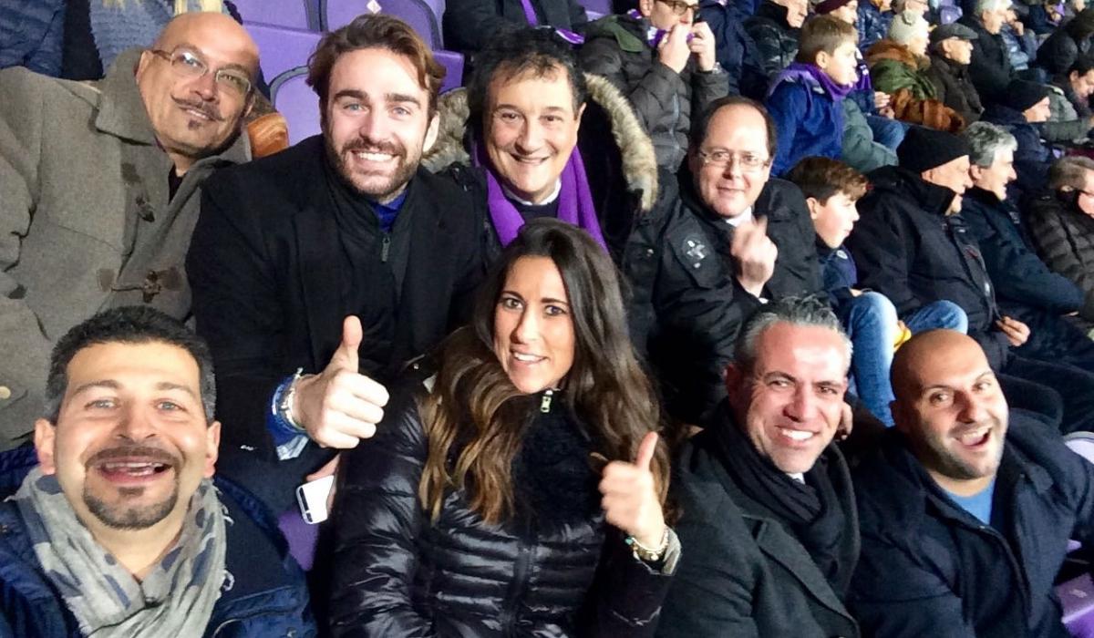Program Official Partner della Fiorentina tribuna vip clienti
