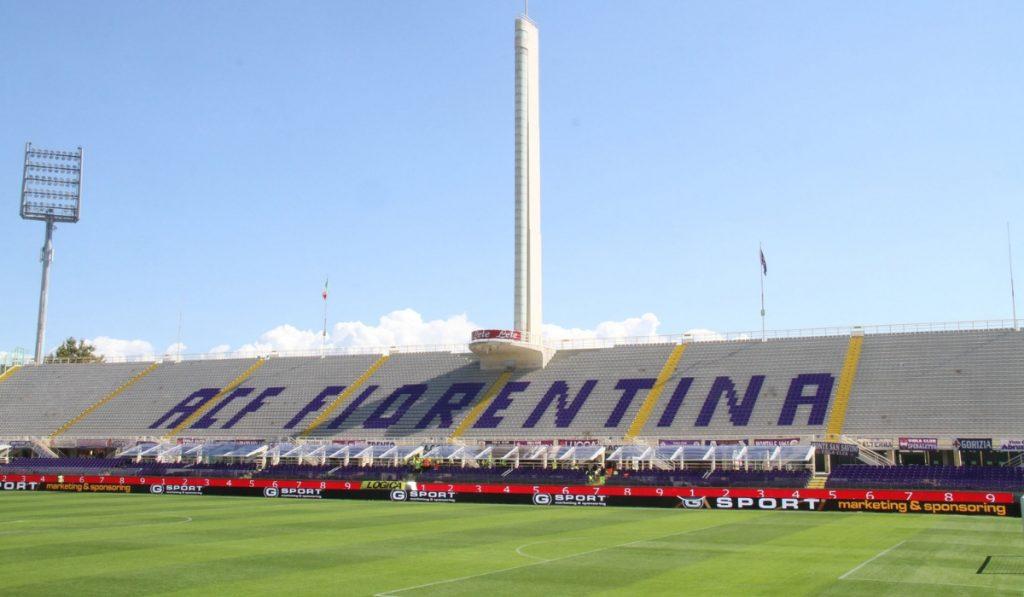 Program Official Partner della Fiorentina 2018/2019 Serie A