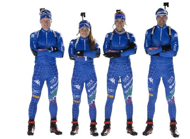 Team italiano di Biathlon