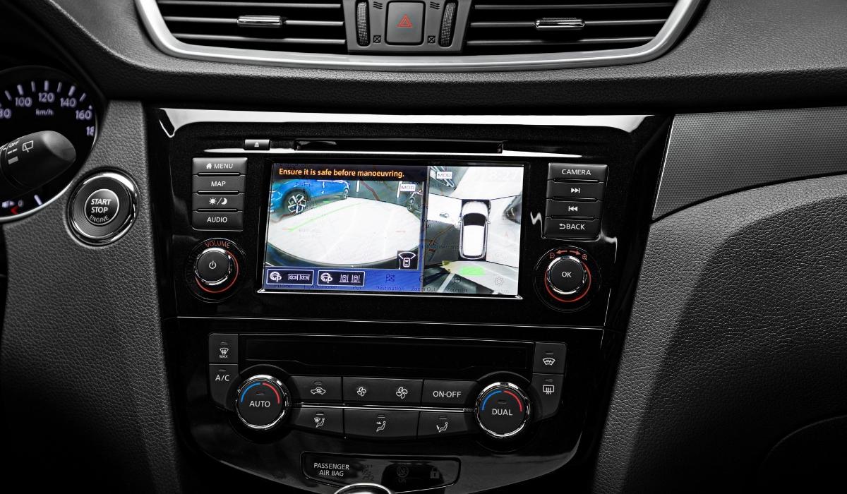 Telecamere a 360° Nissan