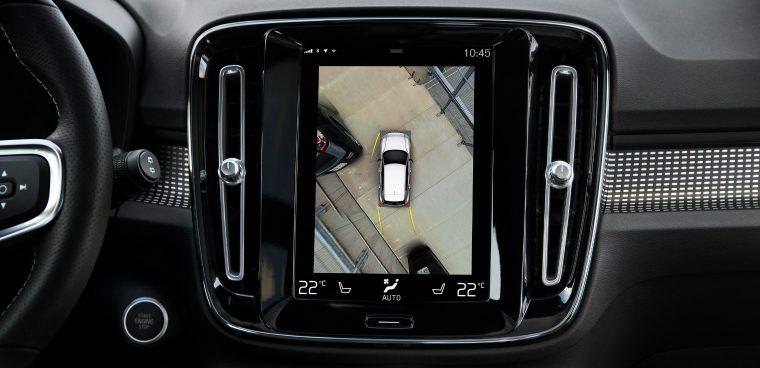 Telecamere a 360° Volvo