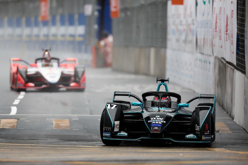 Vandoorne HWA Formula E