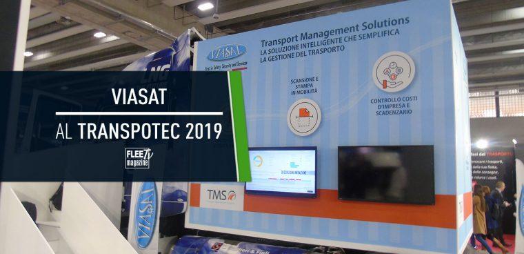 Viasat Transpotec 2019