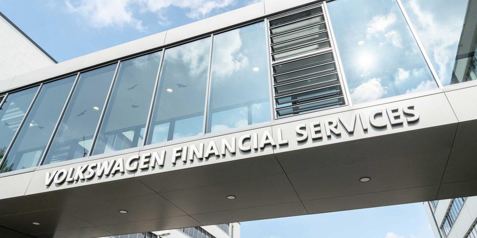 servizi finanziari volkswagen