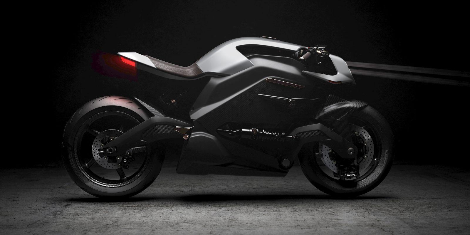 Arc Vector elettrica e connessa, novità moto 2019