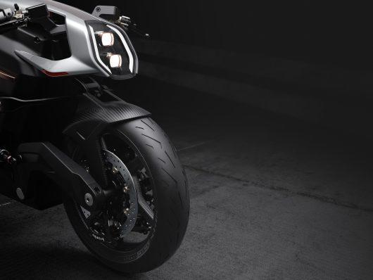 Arc Vector, moto elettrica 2019 novità