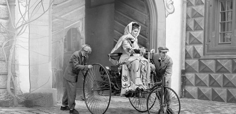 Bertha Benz e la Benz Patent-Motorwagen