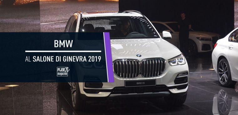 BMW al Salone di Ginevra 2019