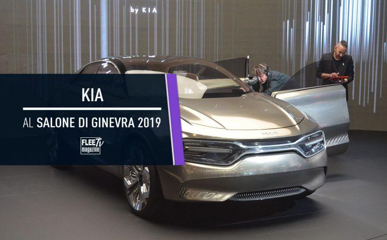 Kia al Salone di Ginevra 2019