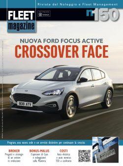 cover Fleet Magazine 150