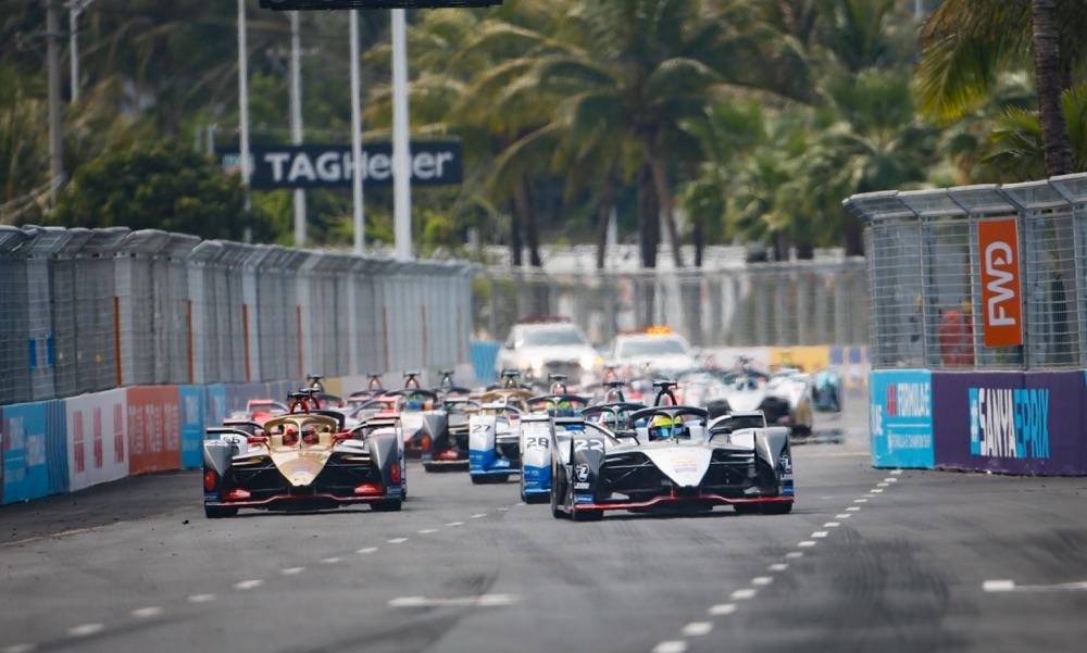 ePrix Sanya Formula E