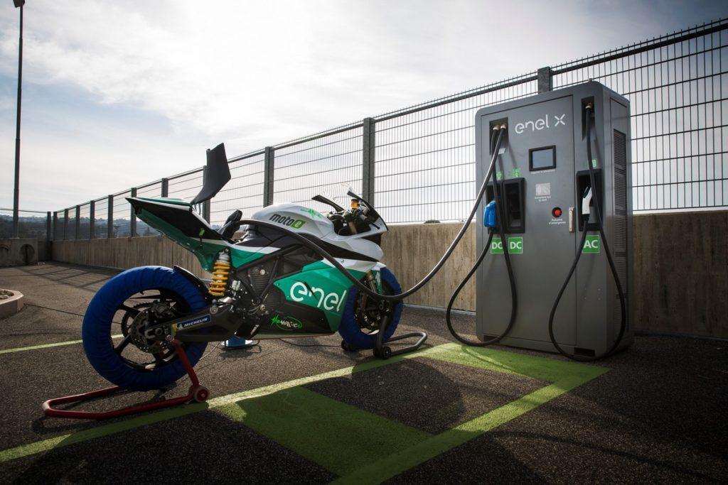 Energica EgoGP elettrica, tra le novità moto 2019