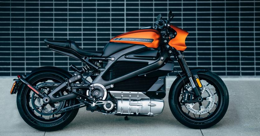 Harley Davidson LiveWire, la prima moto elettrica di Casa Harley 2019
