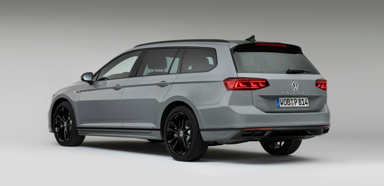 lancio nuova Volkswagen Passat