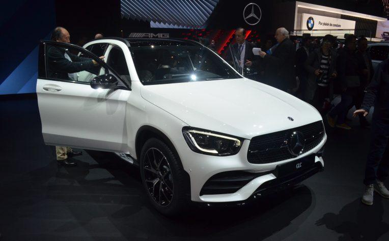 Nuovo Mercedes GLC al Salone di Ginevra 2019