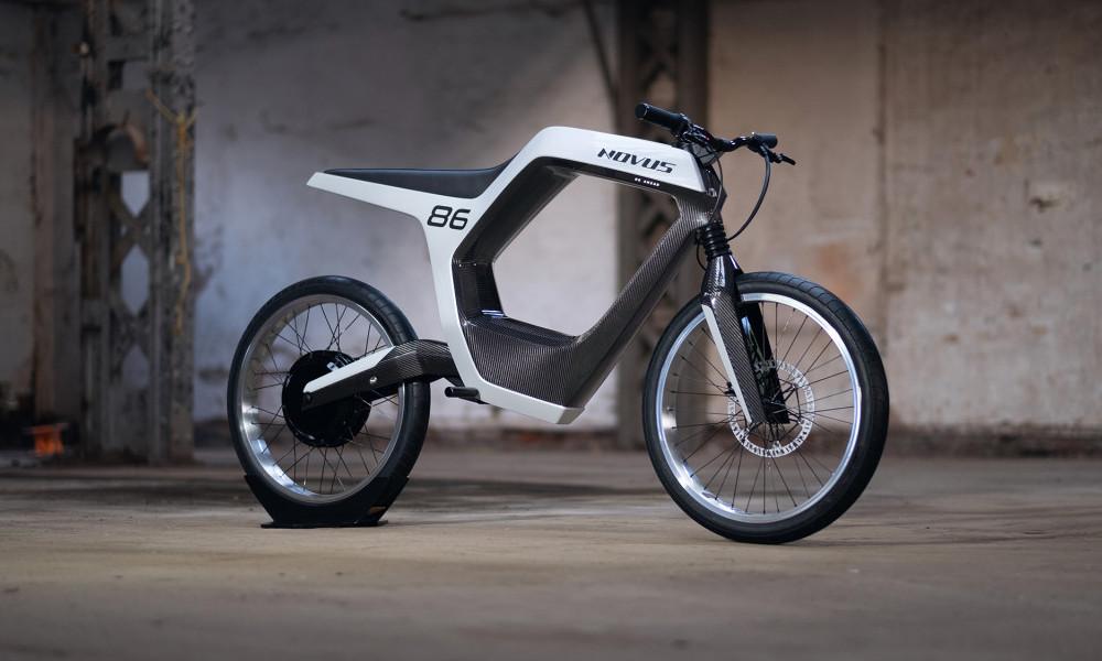 Novus elettrica, tutte le novità tra le moto 2019
