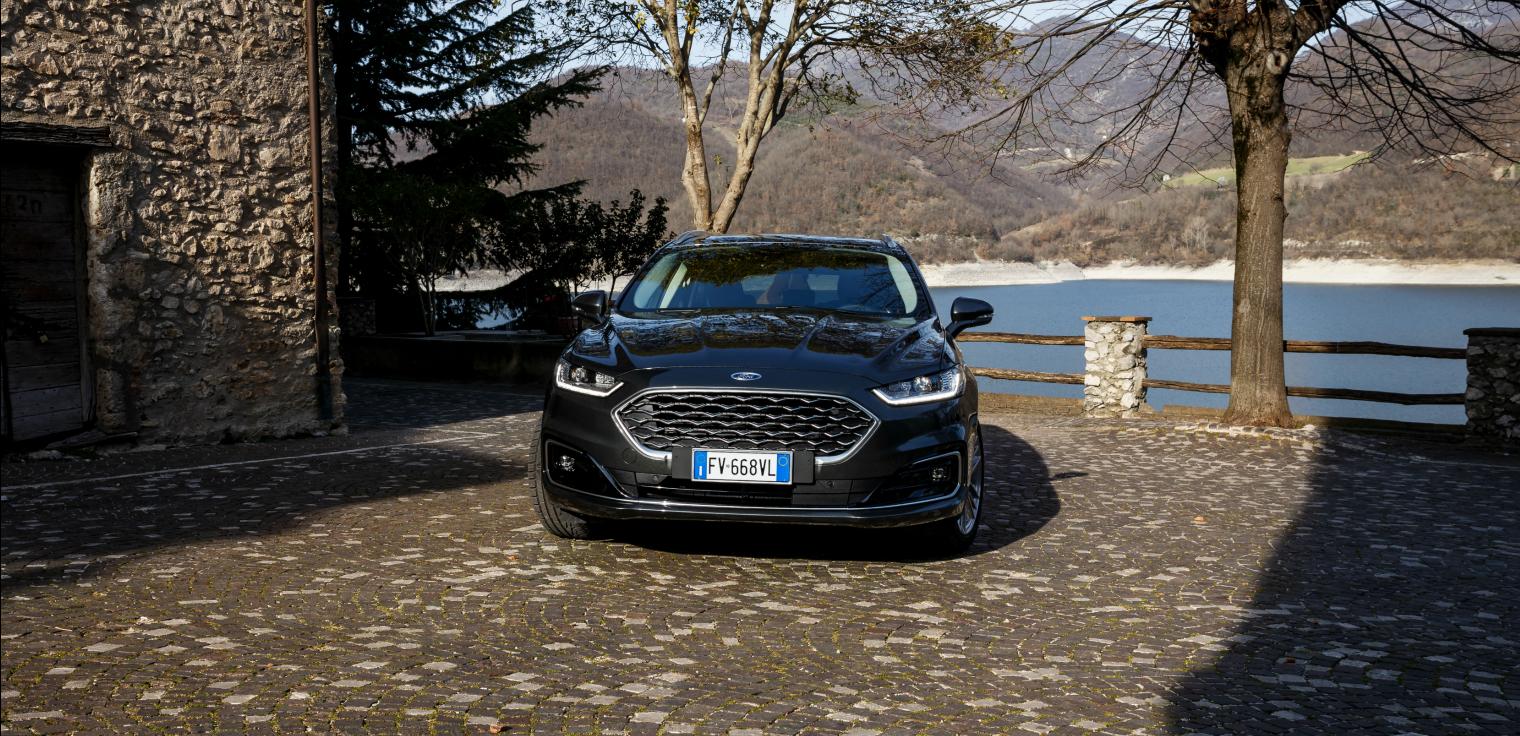 nuova Ford Mondeo Wagon Hybrid 2019