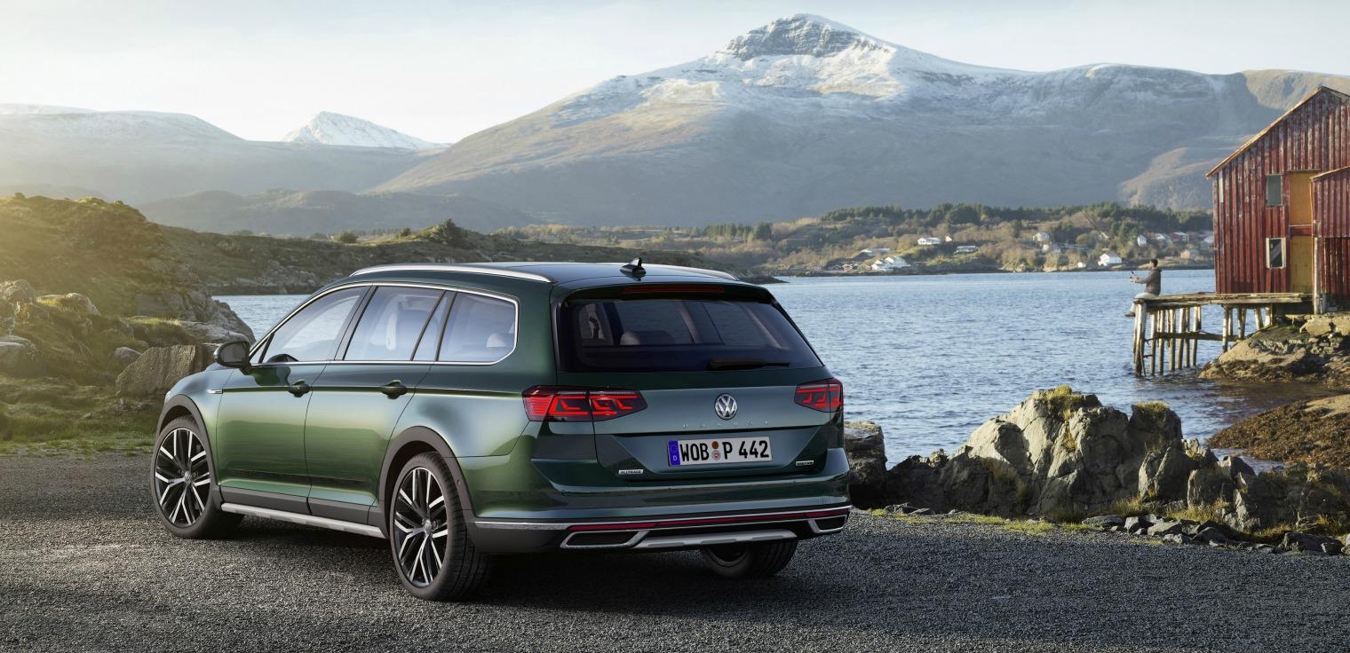 nuova Volkswagen Passat prezzi