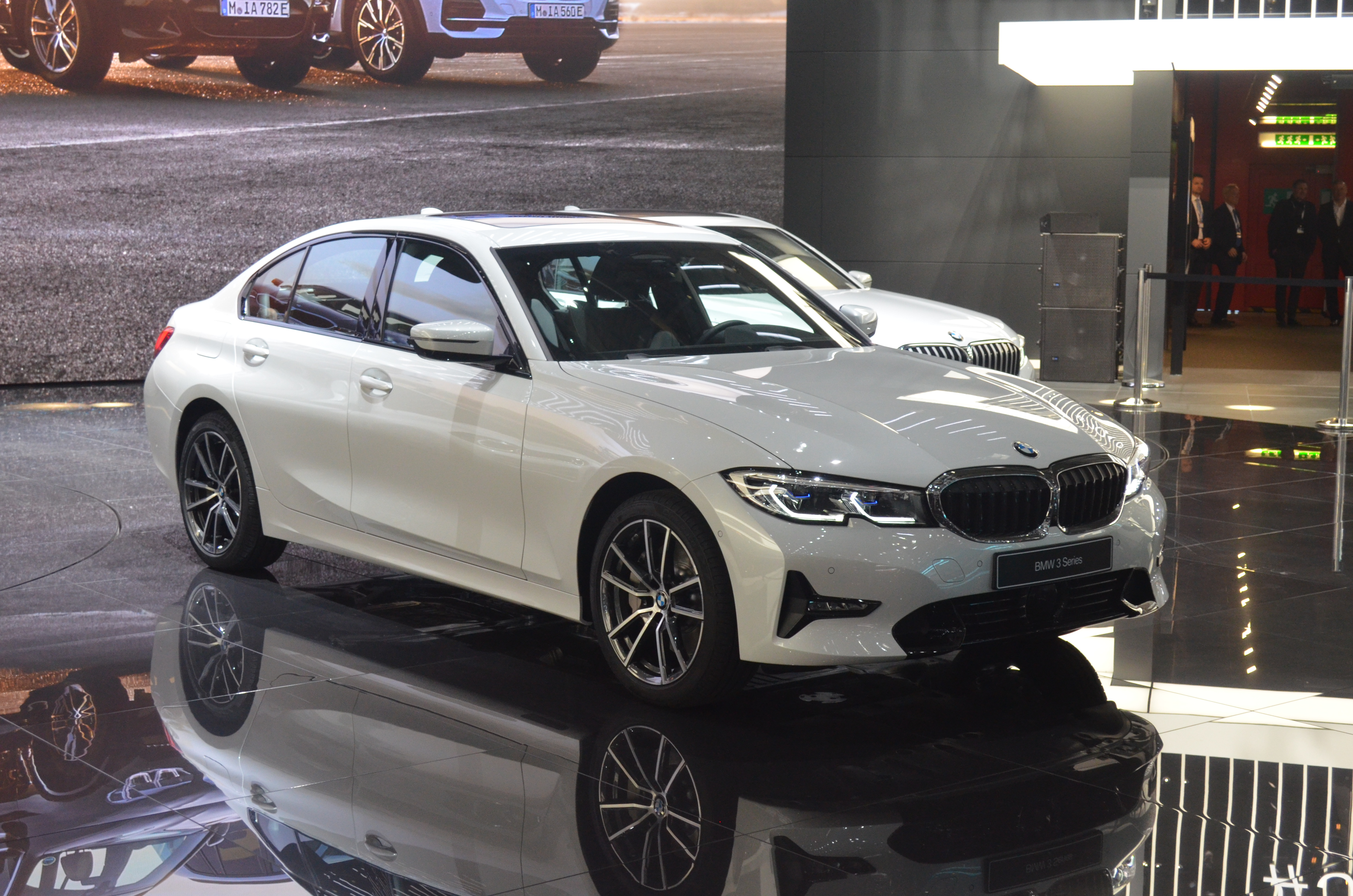 La nuova BMW Serie 3 al Salone di Ginevra 2019
