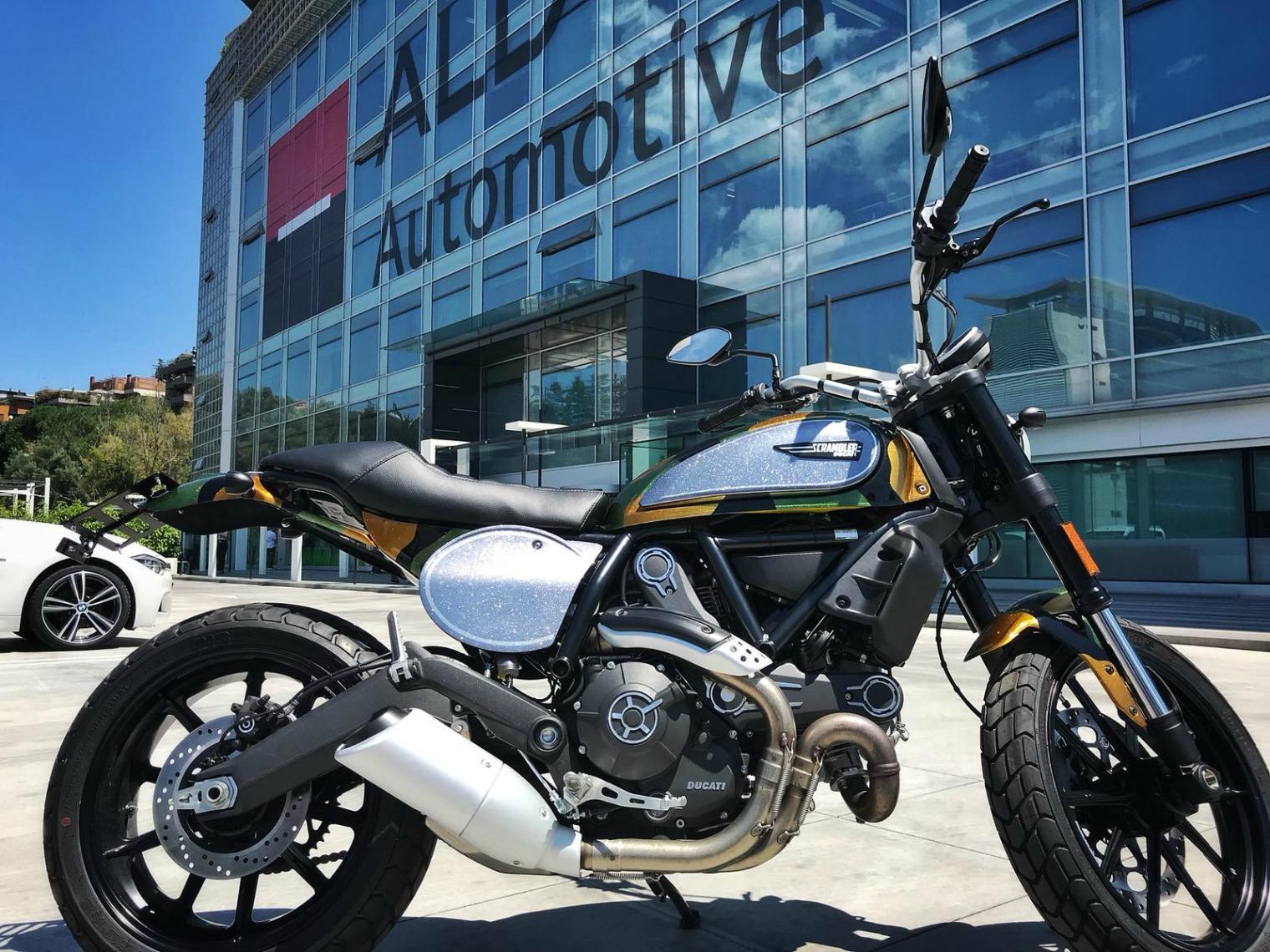 ALD Automotive noleggio moto