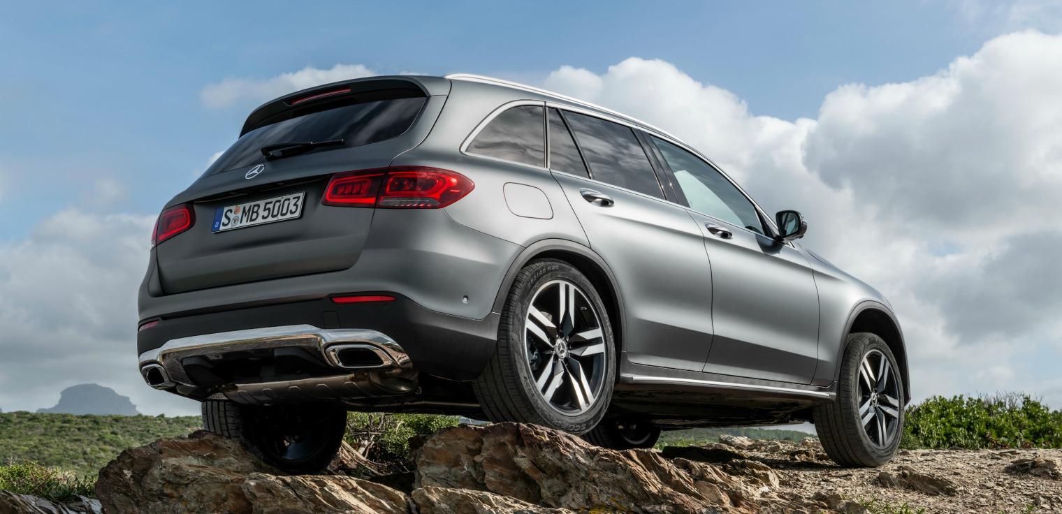 Adas nuovo Mercedes GLC