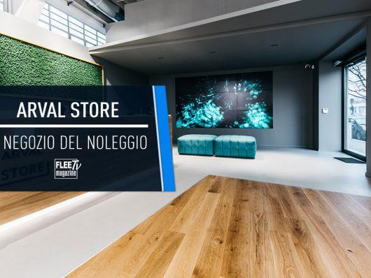 Arval Store negozio noleggio