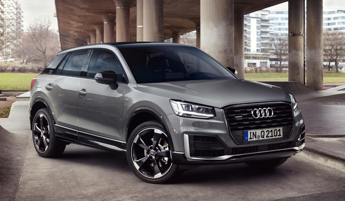 Audi Q2 2019 statica