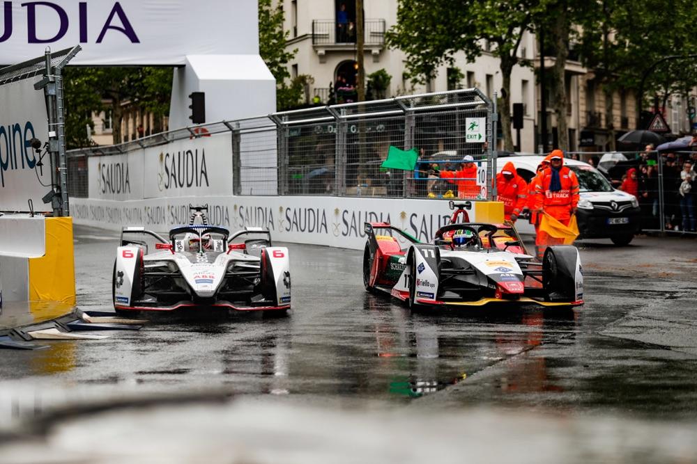 Audi ePrix Parigi 2019