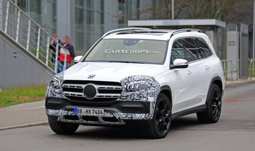 Caratteristiche di nuova Mercedes GLS
