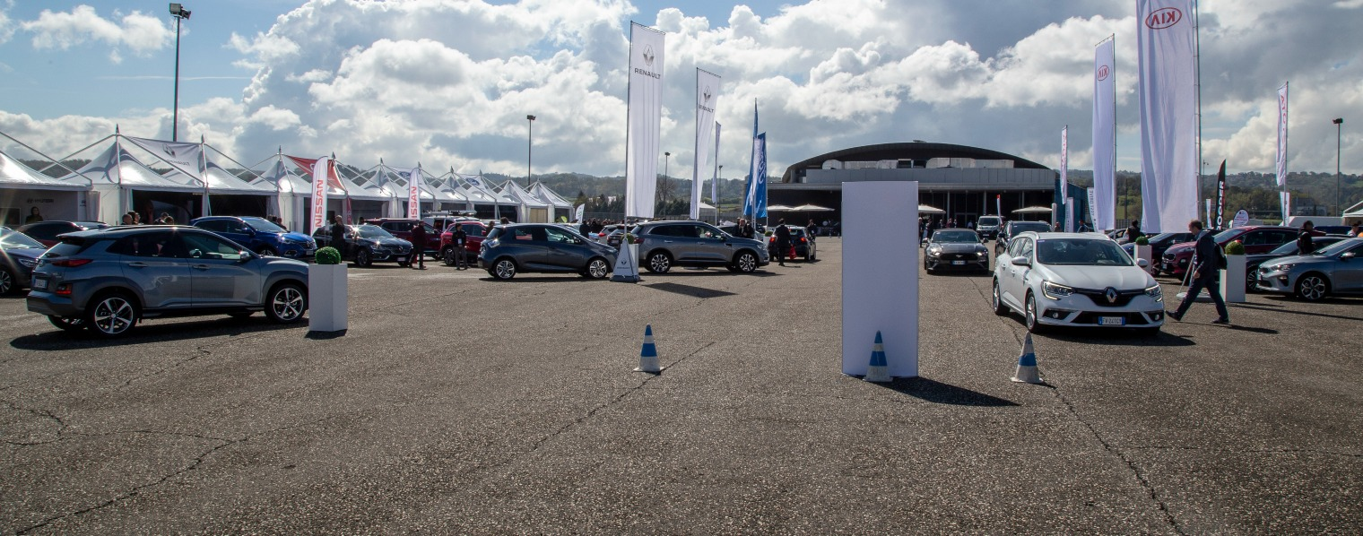 Case auto Fleet Motor Day 2019