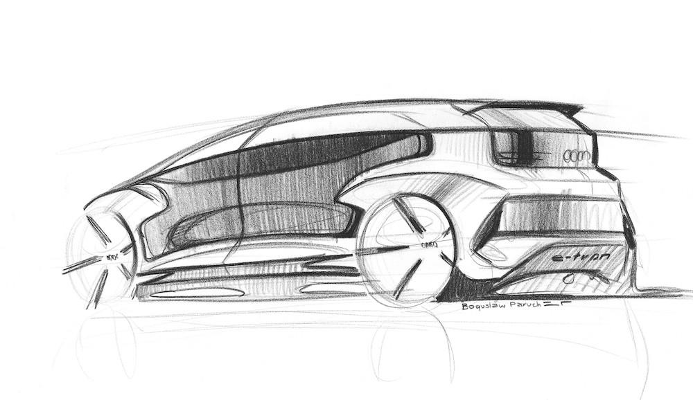 Concept autonomo Audi AI me