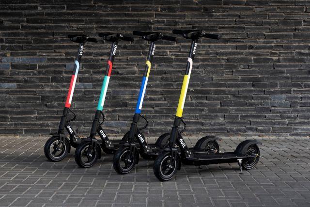 Sharing Mobility Milano: Dott