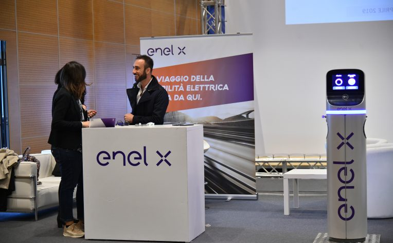 Enel X al Fleet Motor Day 2019