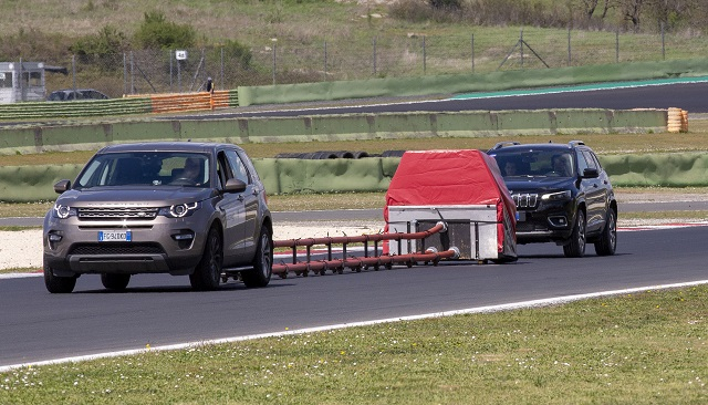 Test Adas al Fleet Motor Day