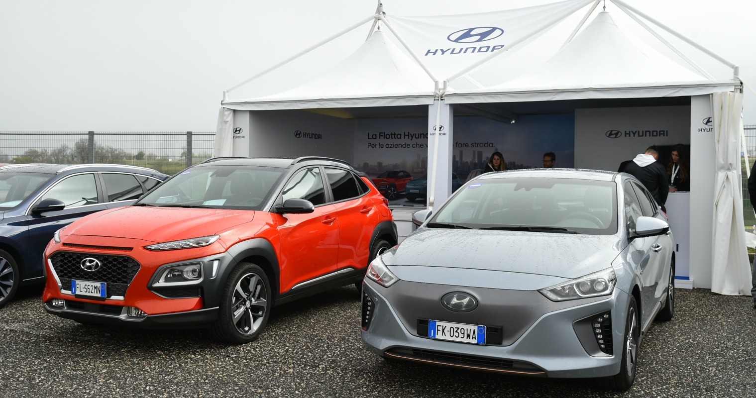 Gamma Hyundai Fleet Motor Day 2019