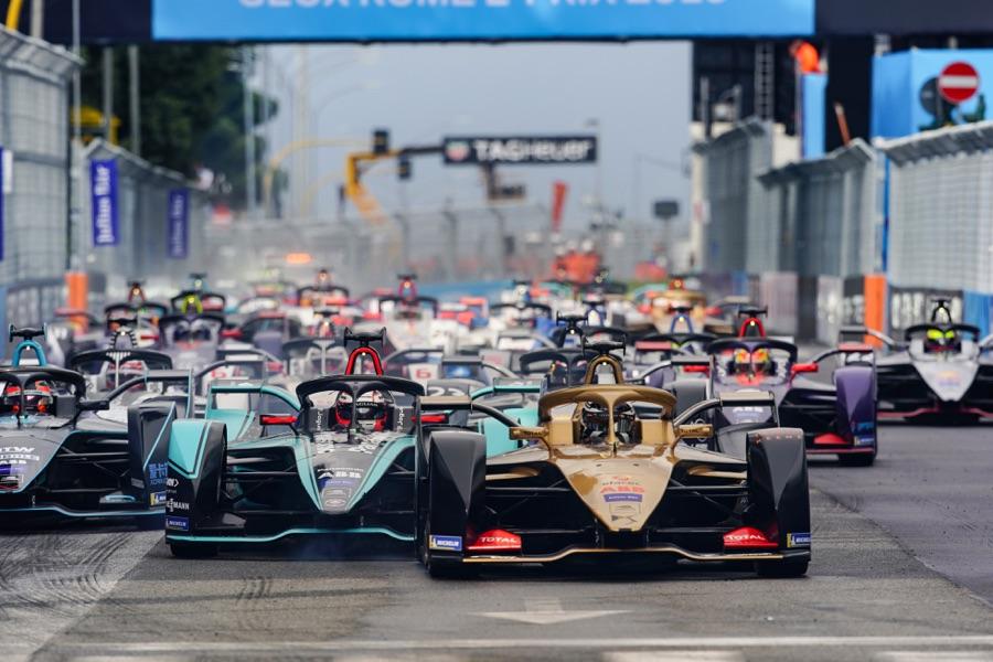 Highlight Formula E Roma 2019