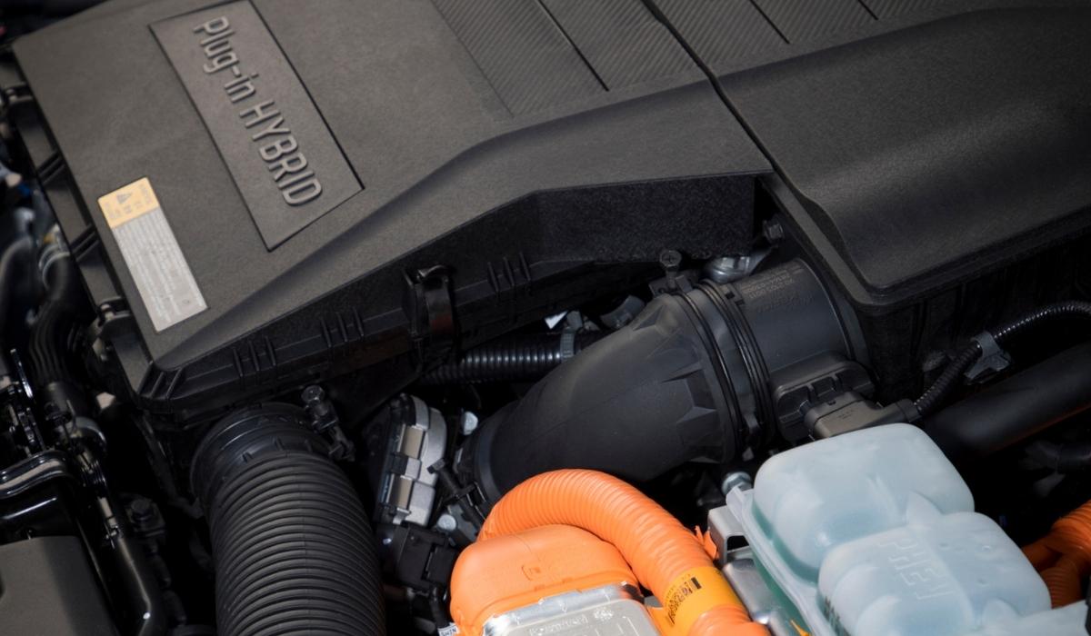 Hyundai Ioniq plug-in hybrid 2019 motore