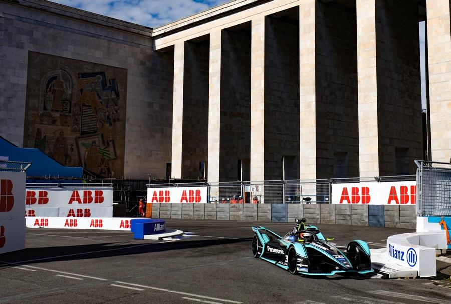 Jaguar ePrix di Roma 2019