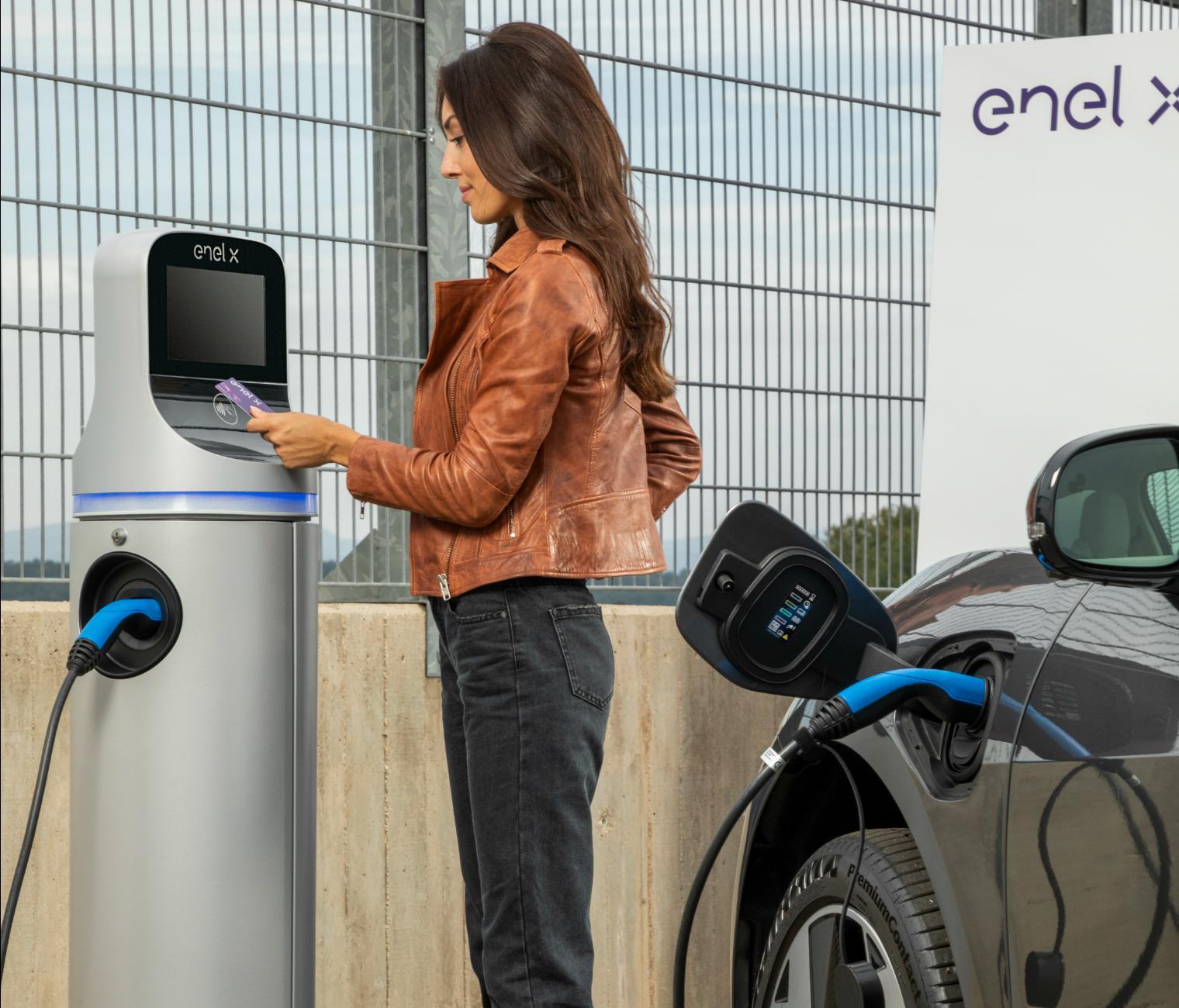 Enel X e la sfida della flotta aziendale elettrica al Fleet Motor Day 2019