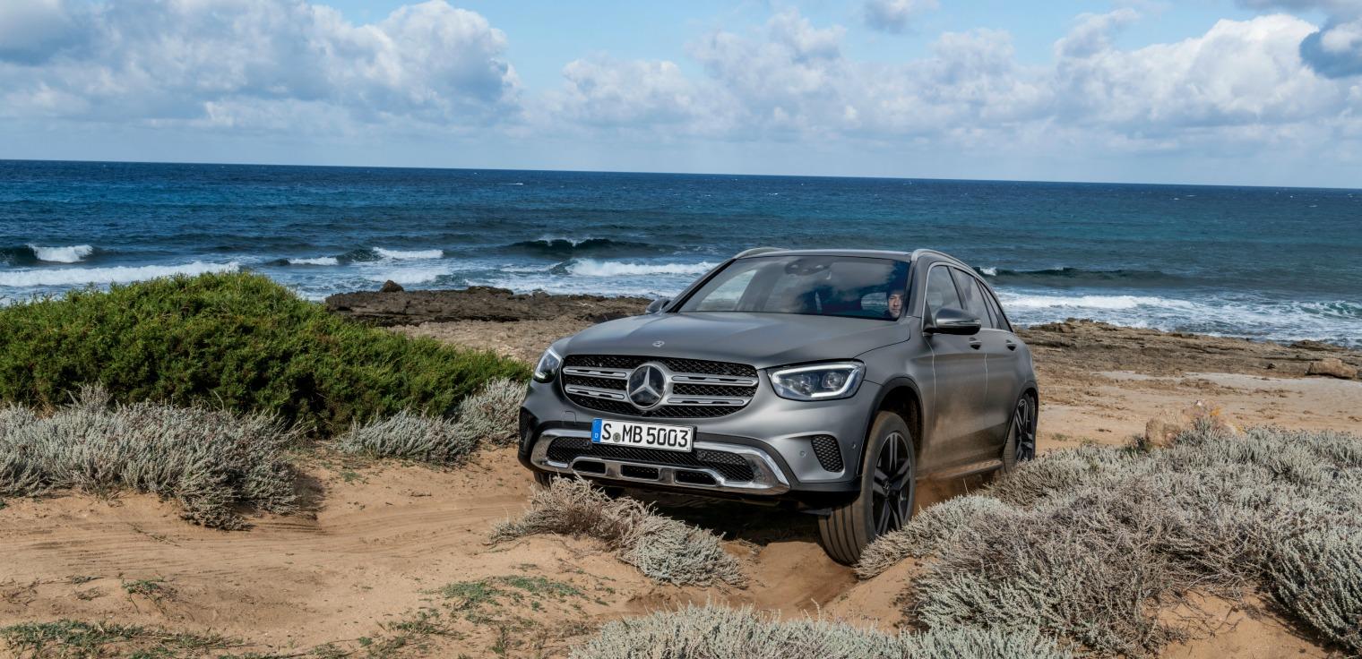 Lancio nuovo Mercedes GLC